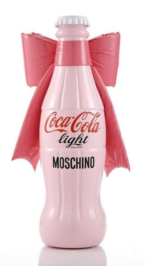 A PINK Coca'Cola, just for you, baby sister!