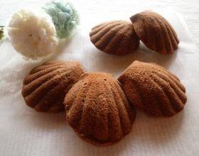 「しっとり〜な米粉のチョコマドレーヌ」わちっこ | お菓子・パンのレシピや作り方【corecle*コレクル】