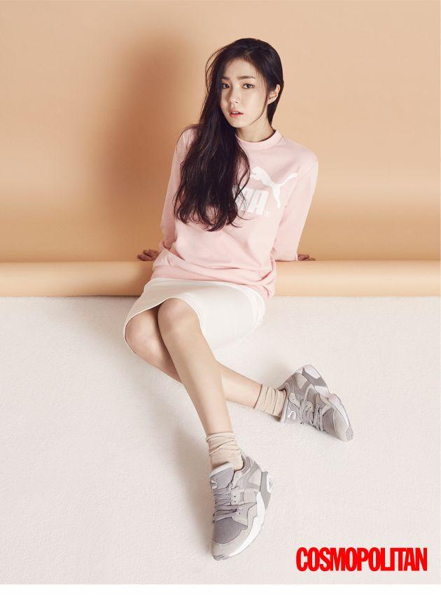 Shin Se Kyung - Cosmopolitan Magazine March Issue '16