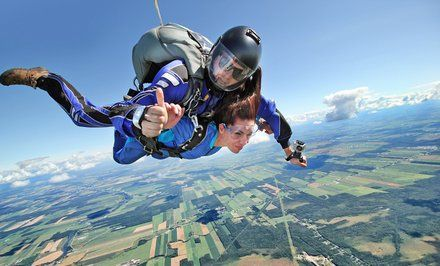image for 50% Off a Tandem Skydiving Jump