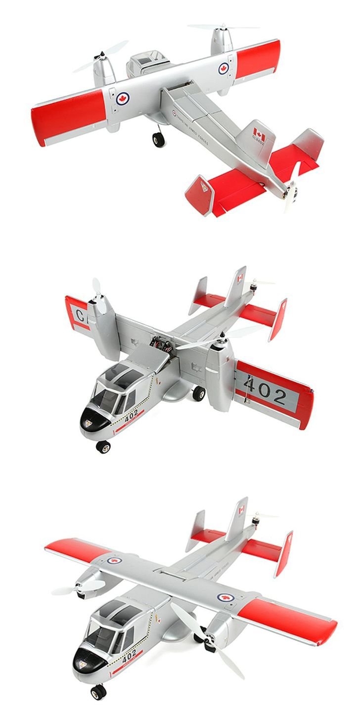Unique Foam RC Airplanes VTOL CL-84 Aeromodelling Remote Control Model Plane CL84 Radio Controlled Aircraft