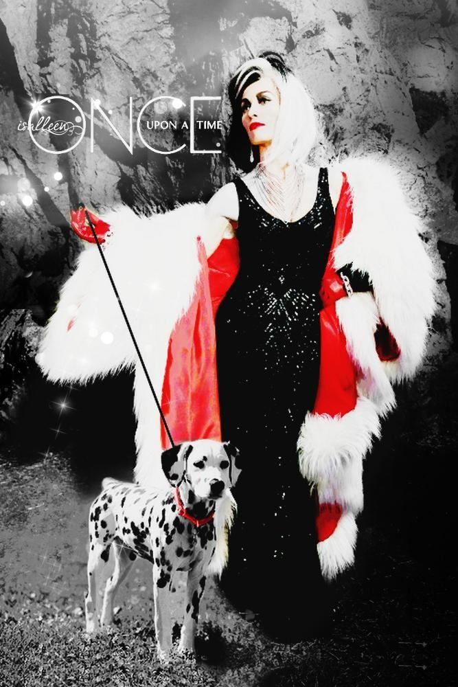Cruella deville | Etsy