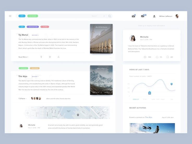 Tofind Concept Web Preview, have made some trials in web designing of the ToFind project. Remember to check attachments for pixel view :) Hope you like it. You also can press 'L' if you like my s...