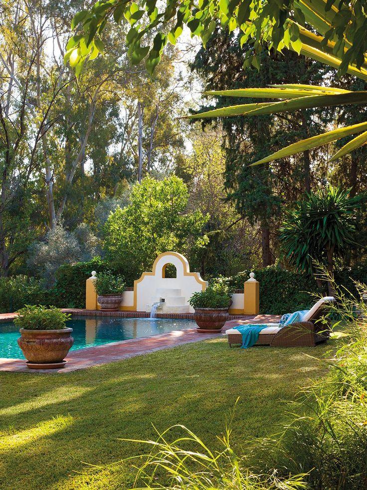 beautiful pool, El hechizo de una casa en el Sur · ElMueble.com · Casas