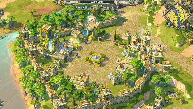 fertile crescent | Fertile Crescent - Age of Empires Online Heaven
