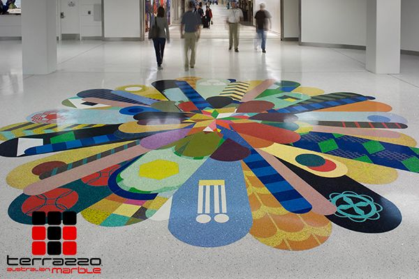 Terrazzo Flooring A Quick Rundown Of Its Advantages
