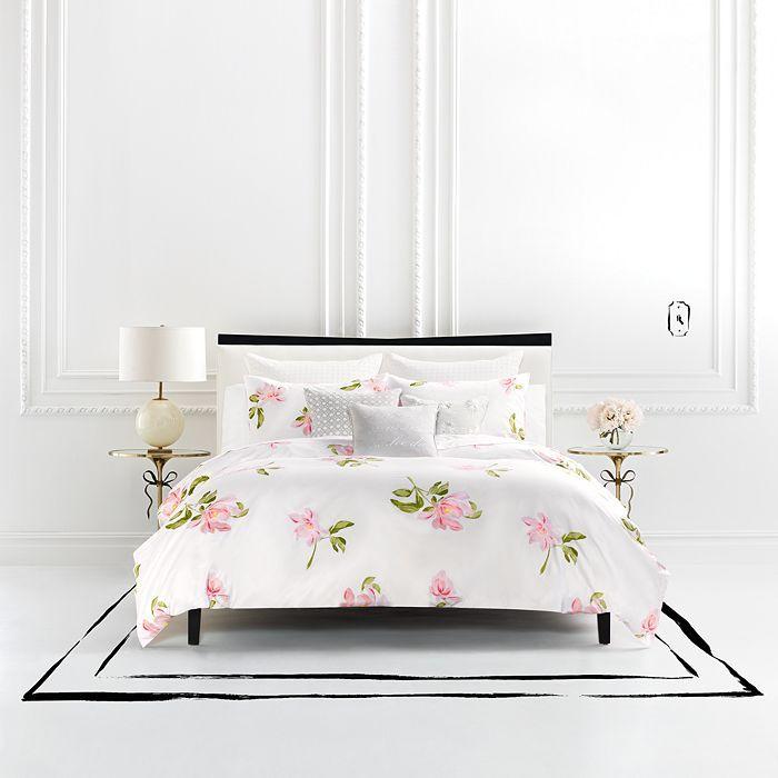 Kate Spade New York Breezy Magnolia Bedding Collection Modern Bed Set Comforter Sets Bedding Sets