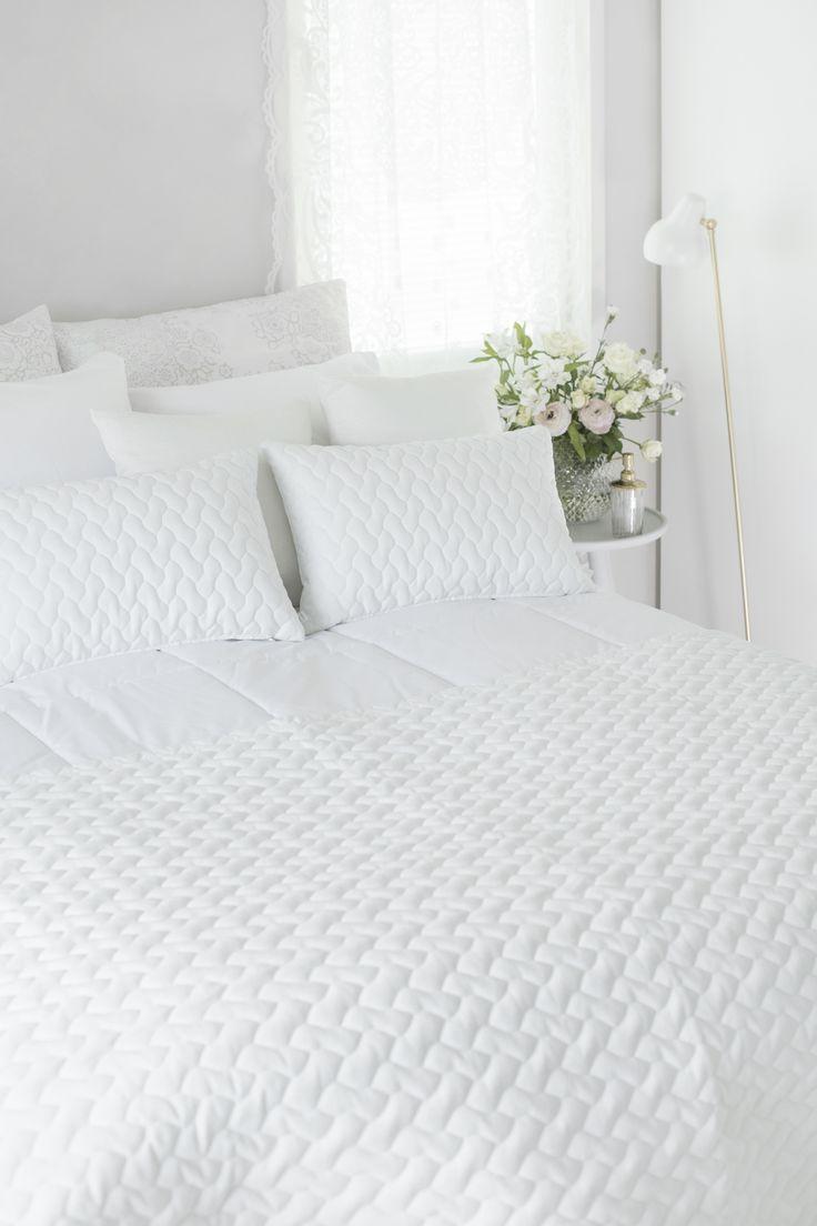 Lennol   BELINDA Cushions, White