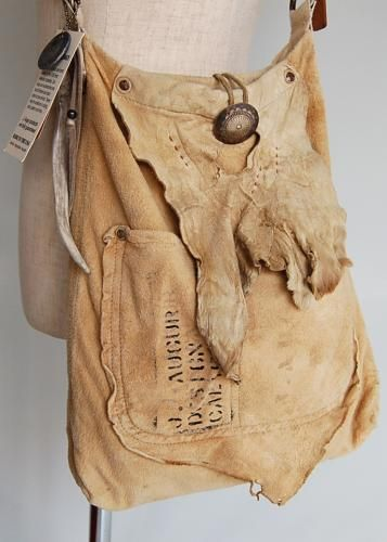 Boutique Hermitage J Augur Design All Natural Deerskin Bag Gypsy Fun Rags Pinterest Bags Purses And Leather