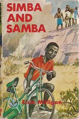 Simba and Samba - Elsie Milligan - Victory Press - Good - Hardcover