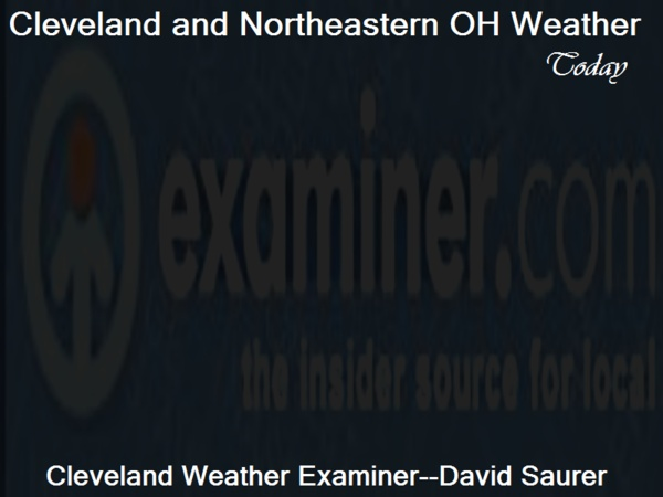 Slideshow Presentation for Tuesday, June 5th, 2012 edition of the Cleveland Weather Examiner