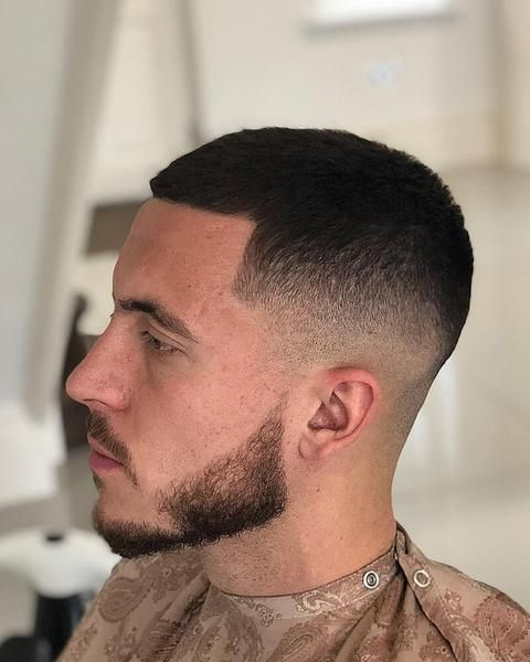 How To Get The Eden Hazard Haircut 2018 | c u t | Hair ...