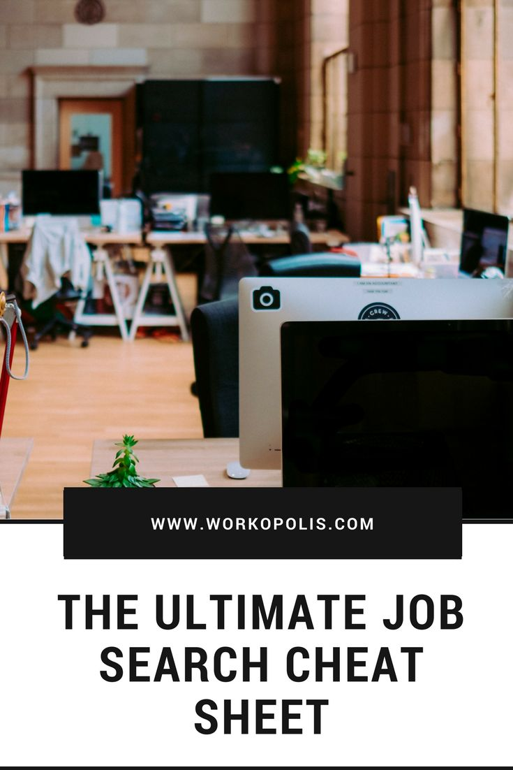 job hopping resume%0A Here u    s the ultimate job search cheat sheet for you to get organized