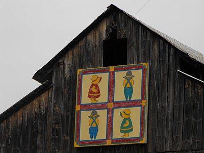 396 best Barn Quilt Art images on Pinterest