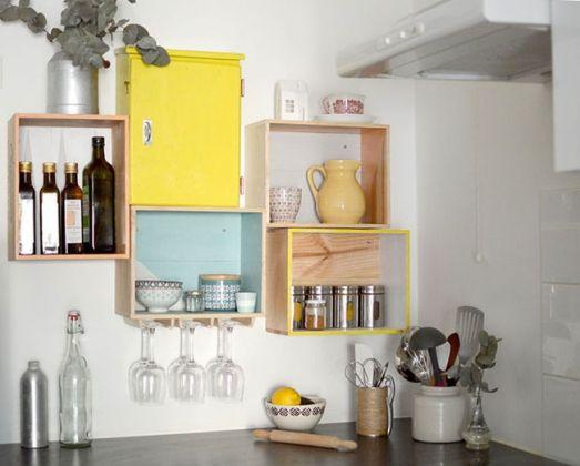 41 best images about caisse bois on pinterest coins un. Black Bedroom Furniture Sets. Home Design Ideas