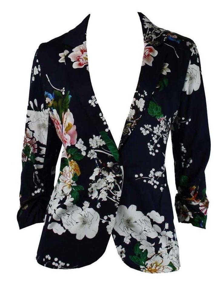 Prentice Japanese Bloom Blazer