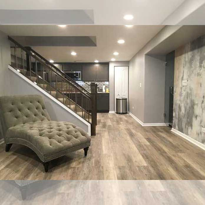 Why Vinyl Planks Are The Best Flooring For Basements Waterproof Vinyl Plank Flooring Vinyl Flooring For Basement Best Vinyl Flooring