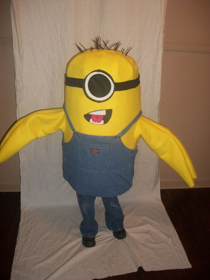 diy minion costume halloween costume contest seriously considering this one for my son
