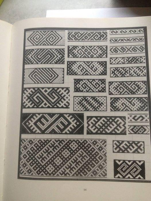 "Zalktis, the snake. From the book ""Latvju Raksti"" posted by Lone Marie Rasmussen"