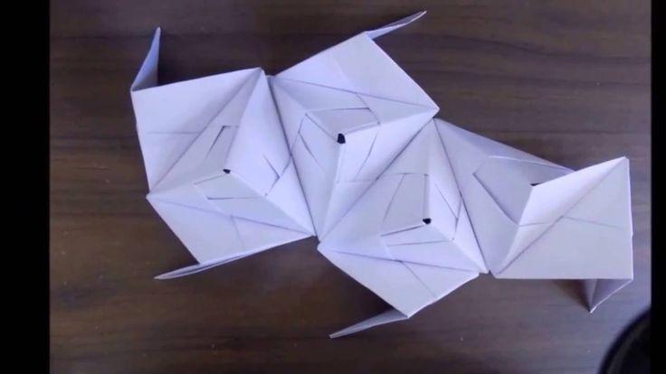 Origami [Snobe prism ] by Akshay Sharma