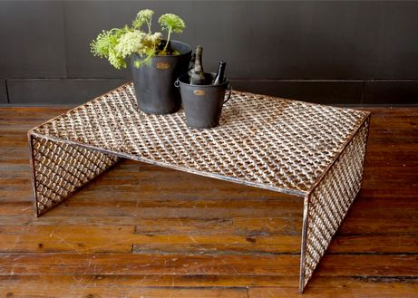 17 Best Images About Hub Cap Coffee Table Ideas On Pinterest