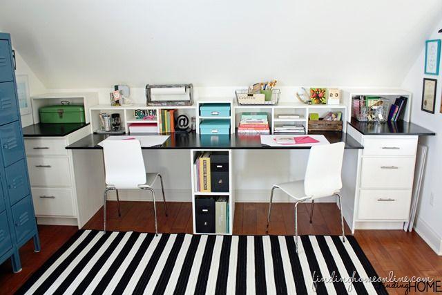 desk for 2