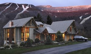 Who's Won the HGTV Dream Home Sweepstakes (Now & In the Past)?: 2011 HGTV Dream Home Winner - Stowe, Vermont