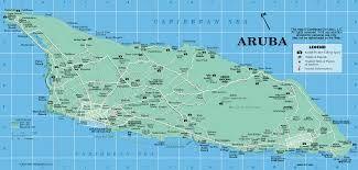 map of Aruba - Google Search