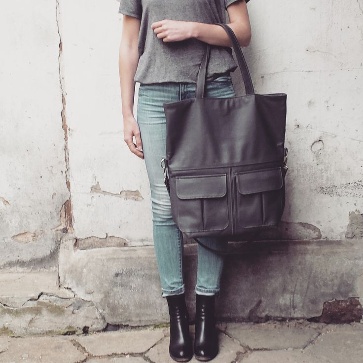 #bagsbylenka MIYA GRAPHITE