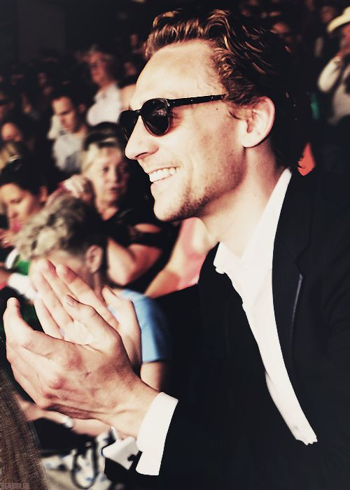"""Tom Hiddleston who played villain """"Loki"""" in Thor and Avengers, and was in War Horse."""