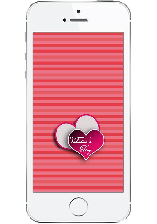 Valentines Day Wallpapers iphone 6 Plus