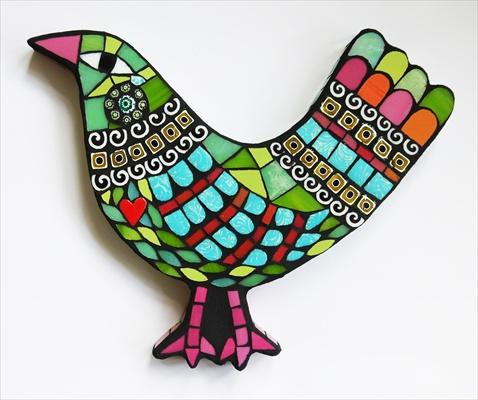 Amanda Anderson via Craft Finder. Mexican Bird