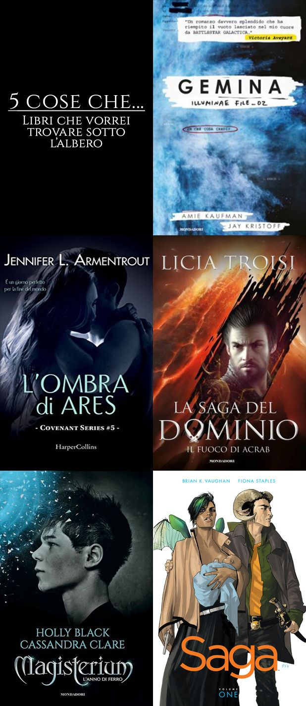 14 best movies from blog images on pinterest wordpress horror and 5 cose che 24 libri che vorrei trovare sotto lalbero fandeluxe Gallery