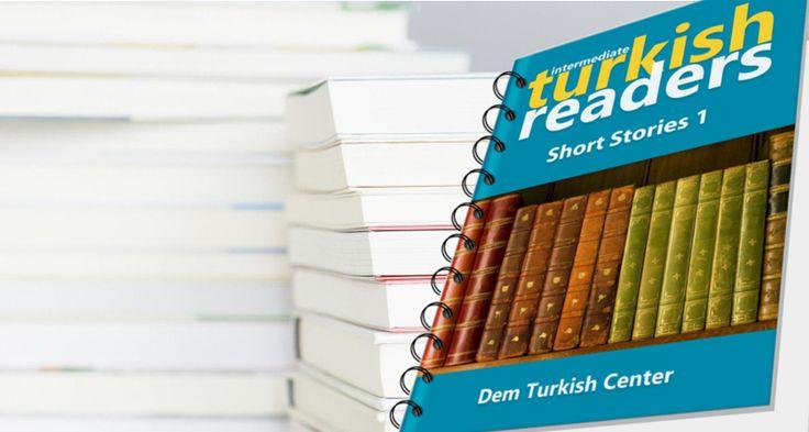#turkish #language #learning books - Turkish Short stories 1 for intermediate #TurkishLanguage learners