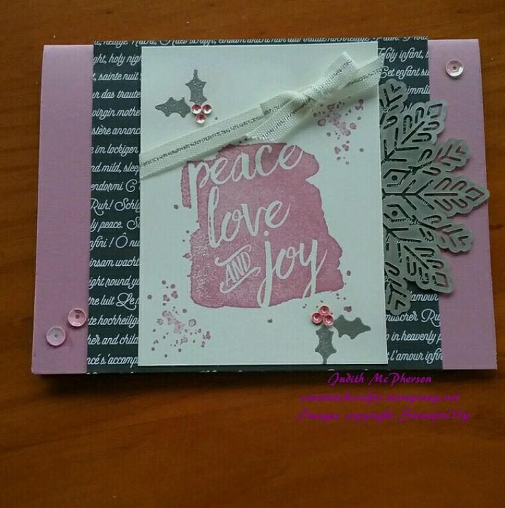 Every Good Wish stamp set