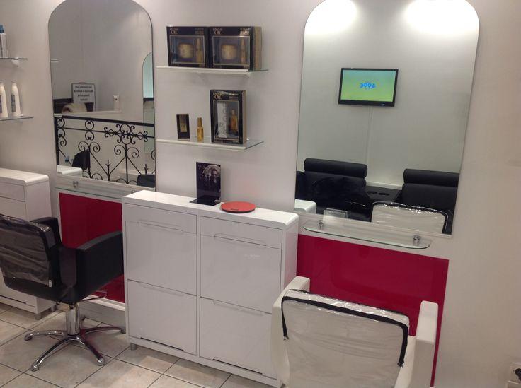 34 best images about salons de coiffure on pinterest for Living room coiffeur