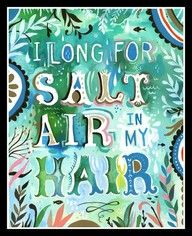 ...: Sands, At The Beaches, Beaches Hair, Beaches Life, The Ocean, Beaches Quotes, Beaches Girls, Salts Air, The Sea