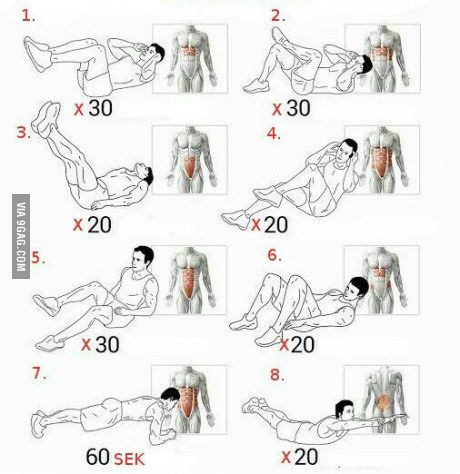 For those who want to stay fit and who save this and forget. if you want I will upload more!