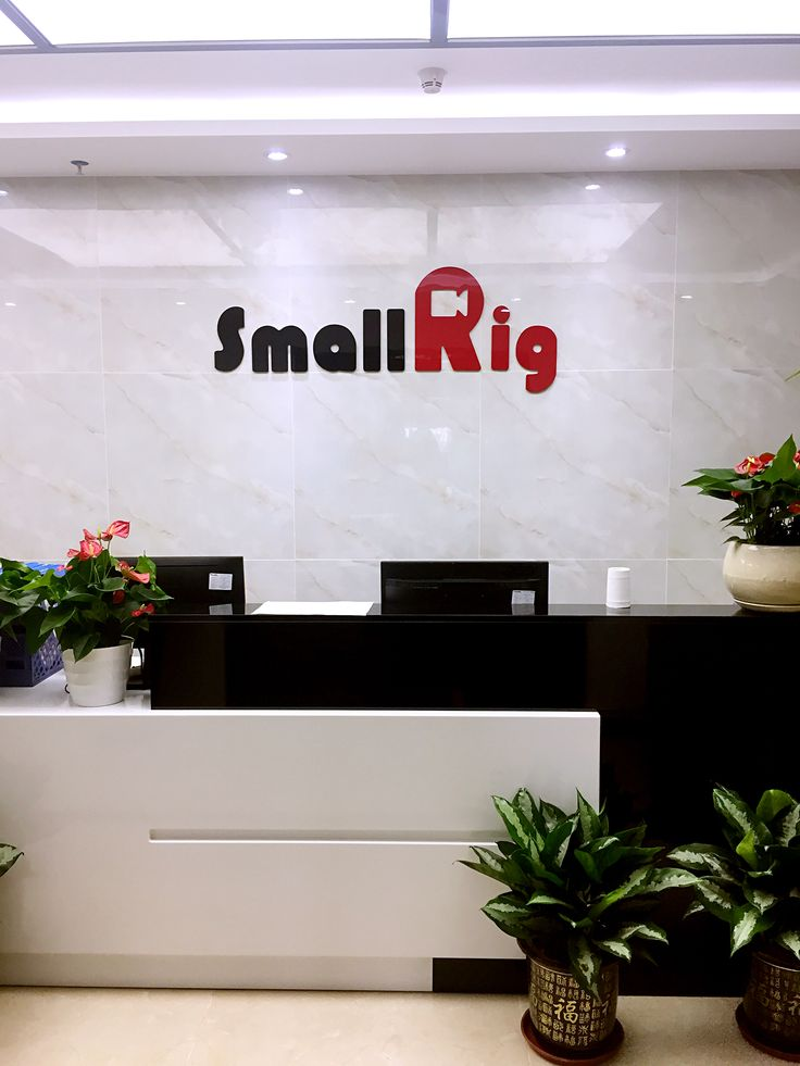 SmallRig has moved to a new office. #camera rig #camera accessories #DSLR rigs #camera cage #camera stabilizer