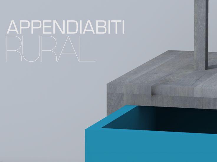APPENDIABITI RURAL: Progetto e render per la realizzazione di un ...
