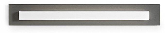 #Lineabeta #Ciari #lamp 5707.17 | #Modern #Aluminium | on #bathroom39.com at 120 Euro/pc | #accessories #bathroom #complements #items #gadget