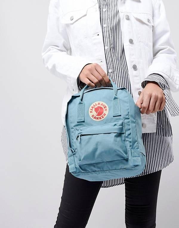 f230c92d1 Fjallraven Mini Kanken Backpack in Sky Blue | MariannaChester in ...