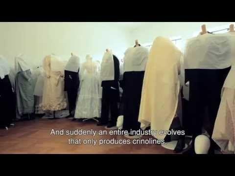Romantische Mode - Mr Darcy meets Eline Vere