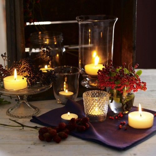 Best Rj October Wedding Images On Pinterest October Wedding - 67 cool fall table decorating ideas