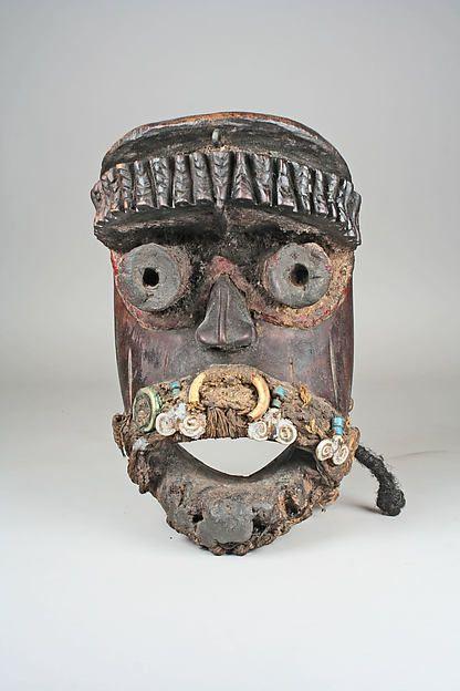 Dan Bugle Mask, Ivory Coast http://www.imodara.com/item/ivory-coast-dan-bugle-war-mask/