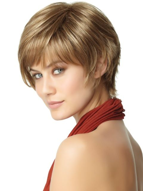 Short Haircuts For Thick Hair For Round Faces Haircuts