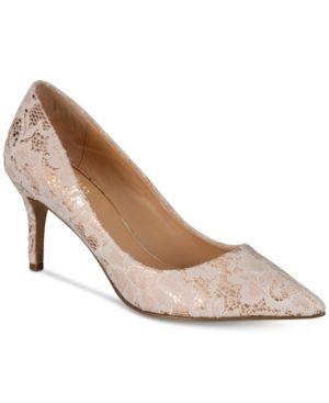 7b00bacc8 Jewel Badgley Mischka Zuri Evening Pumps - Blue 5M | Products | Pinterest |  Shoes, Evening shoes and Pumps