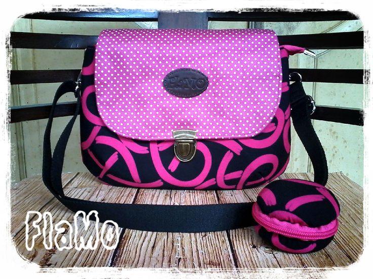 Mini slingbag 29x20