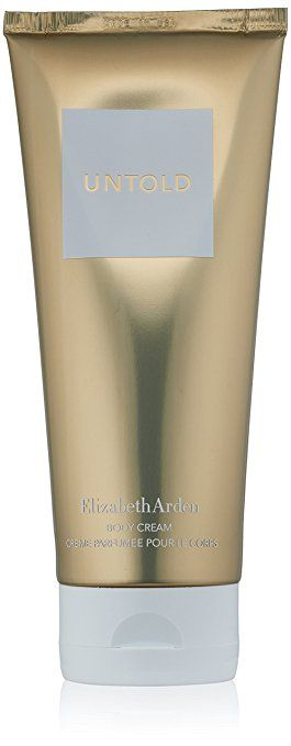 Elizabeth Arden Untold Body Cream, 6.8 oz Review