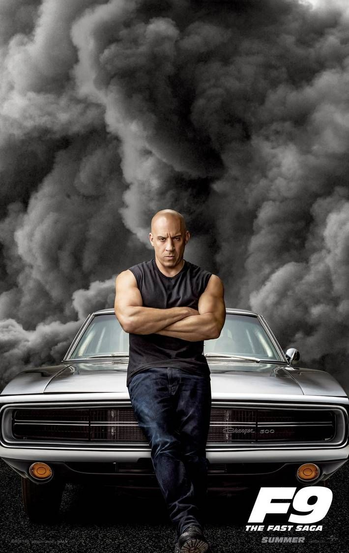 Fast And Furious 9 Dominic Toretto Poster By Artlover67 On Deviantart Fast And Furious Full Movies Vin Diesel